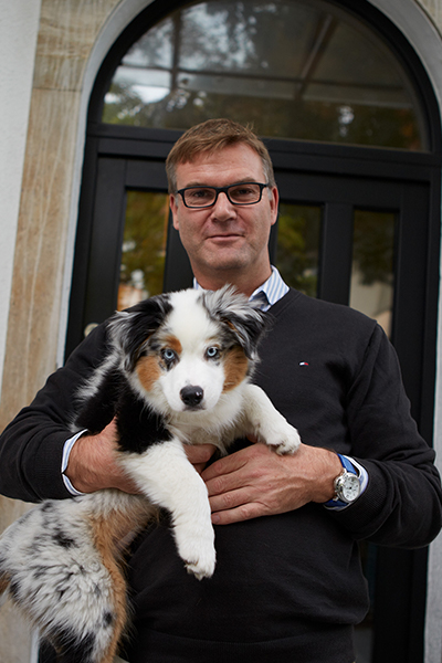 Dr. Rolf Henning - edicos Geschäftsführung