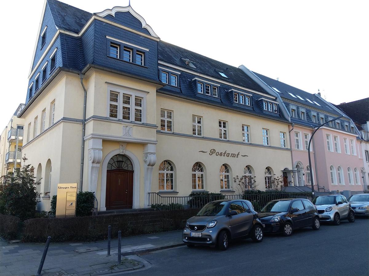 Standort: edicos Köln