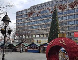 Standort: edicos Serbien